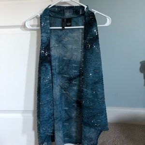 Gently used vest
